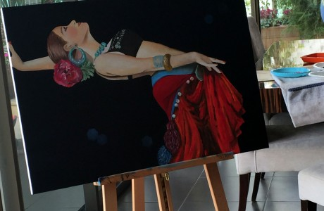 רקדנית צועניה תיקונים אחרונים