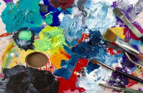 פלטת הצבעים שלי