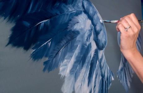 כנפיים הגרסה הכחולה