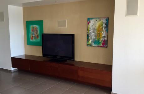 ציורי אבסטרקרט מכניסים צבע