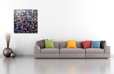 ציור אווירה בהזמנה אישית